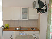 Nike apartments Orebic - KITCHEN