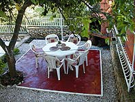 Apartments Nada, Orebi�, Peljesac, Croatia - terrace