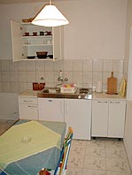Trpanj - Apartments Vitaljic - Apt. B kitchen
